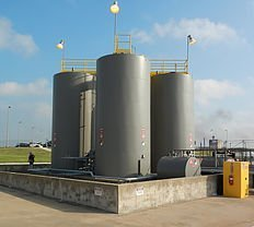 Oil, Gas & Petrochemical Tank Inspections